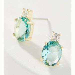 Anthropologie Eden Post Earrings